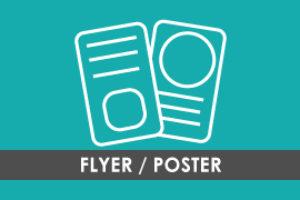 FLYER / POSTER DESIGN