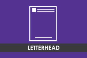 LETTERHEAD DESIGN